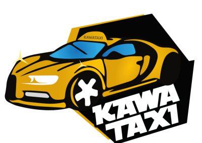 KAWA TAXI - Kamil Walewski Logo