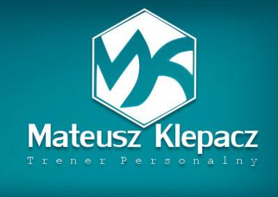 mateuszklepacz-trener personalny-logo/tlo FACEBOOK