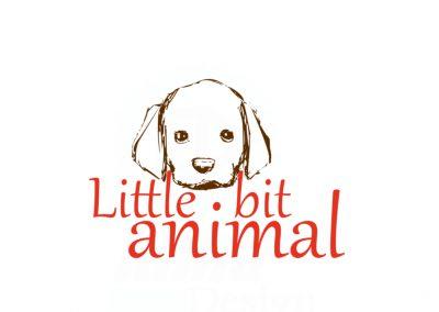 Logo Little Bit Animal